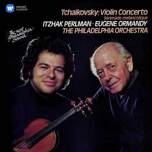 Tchaikovsky: Violin Concerto & Sérénade mélancolique von Itzhak Perlman