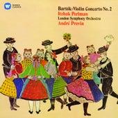 Bartók: Violin Concerto No. 2 von Itzhak Perlman