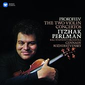 Prokofiev: Violin Concertos Nos 1 & 2 by Itzhak Perlman