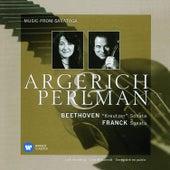 Beethoven: Violin Sonata No. 9, 'Kreutzer' - Franck: Violin Sonata by Itzhak Perlman