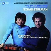 Kim & Starer: Violin Concertos by Itzhak Perlman