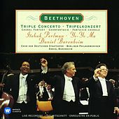 Beethoven: Triple Concerto & Choral Fantasy by Various Artists