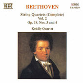String Quartets (Complete) Vol. 2 by Ludwig van Beethoven