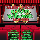 Music from Robin Williams Movies Including Good Will Hunting, Aladdin & Mrs Doubtfire von Various Artists