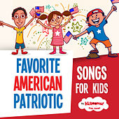 Favorite American Patriotic Songs for Kids by The Kiboomers