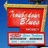 Troubadour Blues by Stevie Tombstone