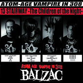 13 Stairway - The Children of the Night - by Balzac