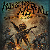 Monsters of Metal Vol. 9 (Halloween Edition) by Various Artists