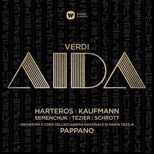 Verdi: Aida by Antonio Pappano