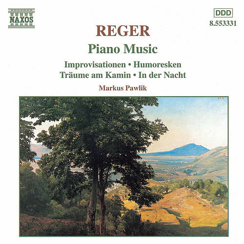 Piano Music by Max Reger