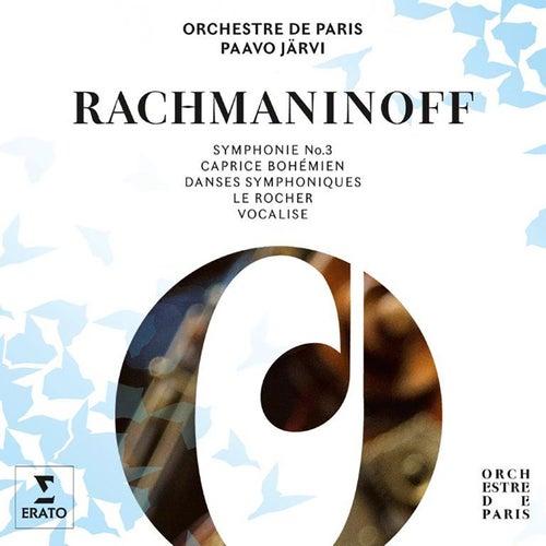 Rachmaninov by Paavo Jarvi