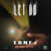 Let Go (feat. Amanda Fils-Aime) by ToneZ