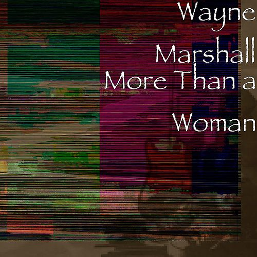 More Than a Woman by Wayne Marshall