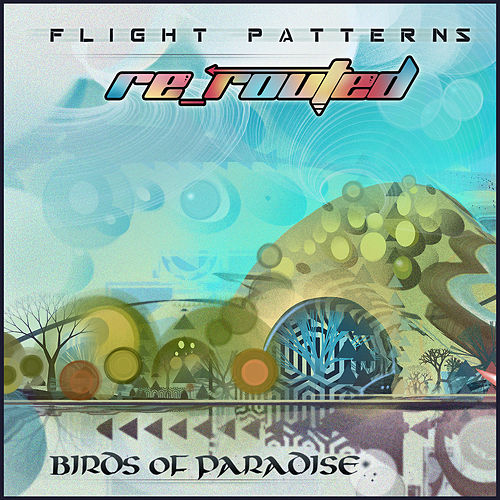 Flight Patterns (Re-Routed) by The Birds Of Paradise