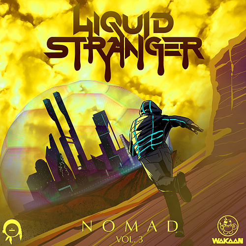 Nomad Vol. 3 by Liquid Stranger