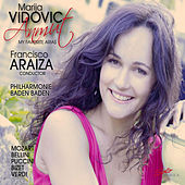 Anmut: My Favorite Arias by Marija Vidovic