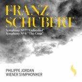Schubert: Symphonies Nos. 7 & 8 by Wiener Symphoniker