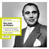 Tomasi: Don Juan de Mañara by Various Artists