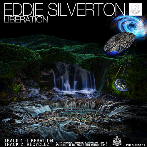 Liberation - Single von Eddie Silverton