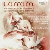 Carrara: Magnificat, ondanomala, suite per bicicletta e orchestra by Flavio Emilio Scogna Orchestre Symphonique et Lyrique de Nancy