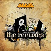 Outernational (The Remixes) by Various Artists