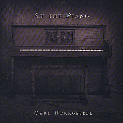 At the Piano by Carl Herrgesell