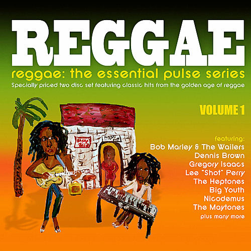 Raggae - The Essential Pulse Series by Various Artists