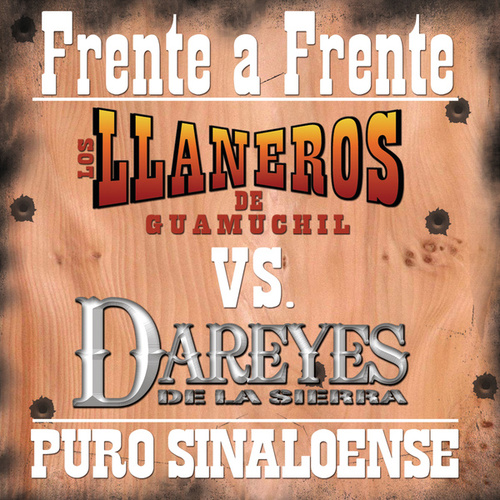 Frente A Frente 'Puro Sinaloense' by Various Artists