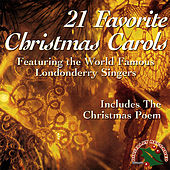 21 Favorite Christmas Carols by Londonderry Singers
