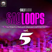 Sagloops Volume 5 - The Ultimate Bhangra Shouts For The DJ by Bally Sagoo