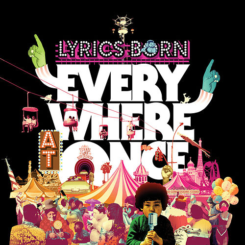 Everywhere At Once by Lyrics Born