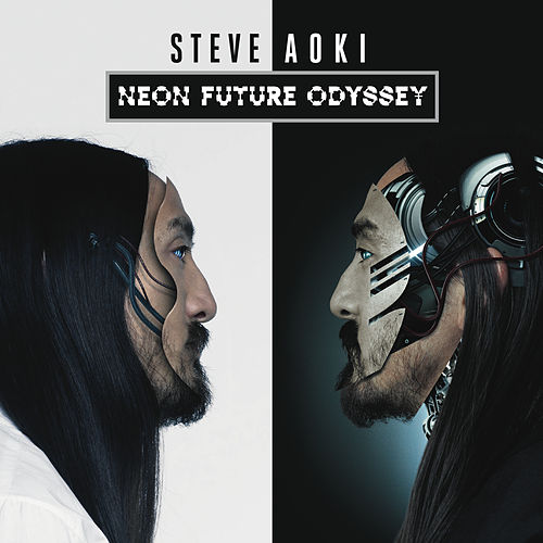 Neon Future Odyssey by Steve Aoki