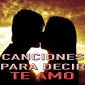 Canciones para Decir Te Amo by Various Artists