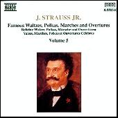 Best of Johann Strauss Jr. Vol. 5 by Johann Strauss, Jr.