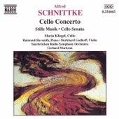 Cello Concerto / Cello Sonata by Alfred Schnittke