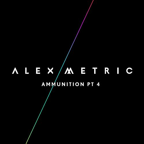 Drum Machine (feat. The New Sins) by Alex Metric