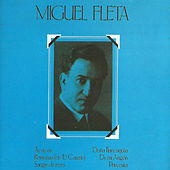 Miguel Fleta by Miguel Fleta