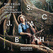 J.S. Bach: The Cello Suites According to Anna Magdalena by Matt Haimovitz