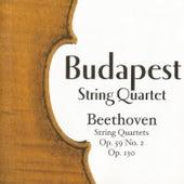 Budapest String Quartet, Beethoven by Budapest String Quartet