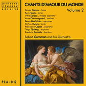 Chants d'amour du monde, Vol. 2 by Robert Cornman
