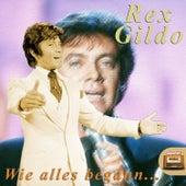 Wie alles begann by Rex Gildo
