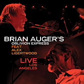 Live in Los Angeles by Brian Auger