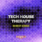 Tech House Therapy (50 Best Songs) von Various Artists