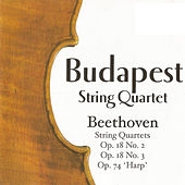 Budapest String Quartet: Beethoven's Strings Quartet by Budapest String Quartet