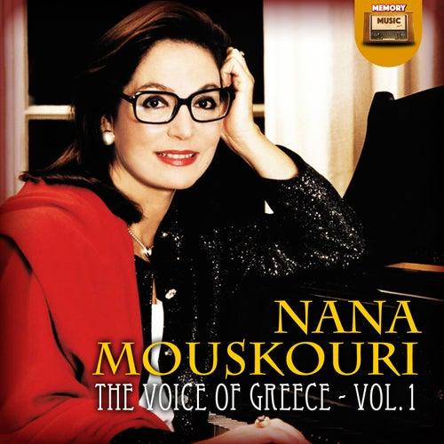 The Voice of Greece Vol.1 by Nana Mouskouri