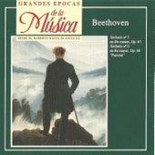 Grandes Épocas de la Música. Beethoven: Sinfonía No. 5 y Sinfonía No. 6 by Various Artists