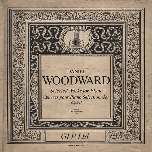 Daniel Woodward Selected Works for Piano by John Kelly