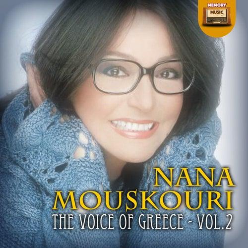 The Voice of Greece Vol.2 by Nana Mouskouri