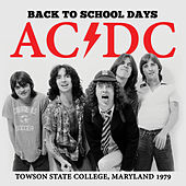 Back to School Days (Live) by AC/DC