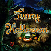 Funny Halloween by Various Artists